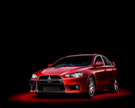 Mitsubishi Lancer Wallpapers Wallpaper Cave