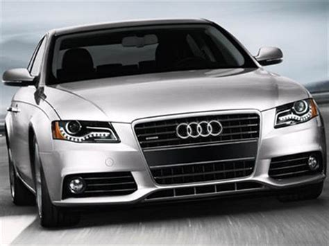 blue book value for used cars 2011 audi a8 security system 2011 audi a4 pricing ratings reviews kelley blue book