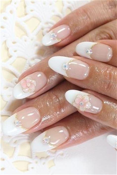 A042 Kuku Palsu Gold Wedding Fakenail 3d Nail inspirasi nail cantik di hari pernikahan