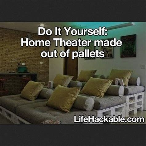 do it yourself home theater pictures photos and images