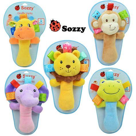 Rattle Stick Mainan Bayi by Sozzy Rattle Stick Mainan Bayi Aman Bungaasi