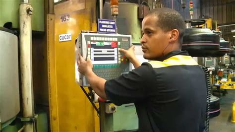 rubber production machine operator new tyre sector youtube