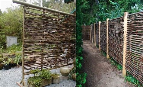 Easy Cheap Diy Home Decorating Ideas by How To Customize Your Outdoor Areas With Privacy Screens