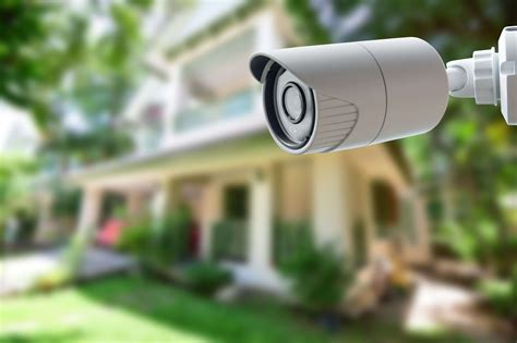 the importance of security cameras around your