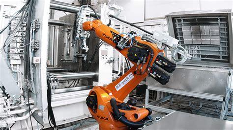 Kuka Roboter Lackieren by Kuka Roboter Anwendungsbericht Kuka Ag
