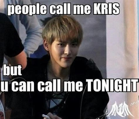 Exo Meme - hahaha okay whatever you say kris exo kpop exo