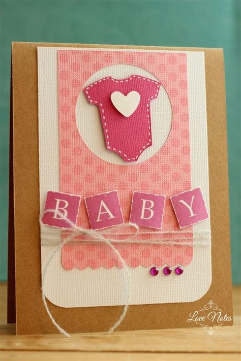 25 best ideas about handmade baby cards on baby cards baby shower cards and