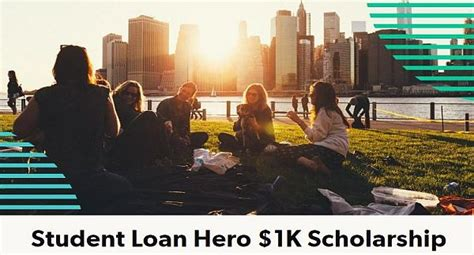 Student Loan Sweepstakes 2017 - student loan hero scholarship 2017 2018 usascholarships com