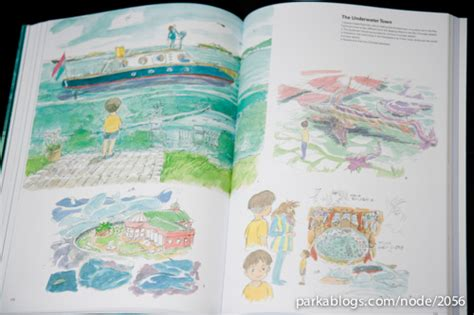 ponyo picture book book review the of ponyo on the cliff by the sea