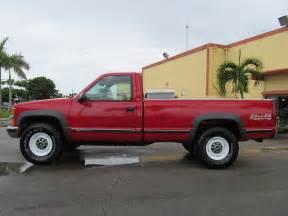 1995 chevy k2500 silverado 454 v8 heavy duty 4wd