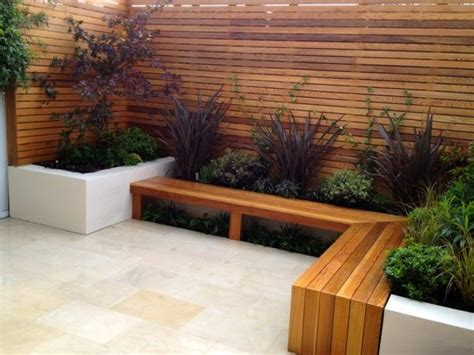garden corner bench relax in the seating area in the garden one decor