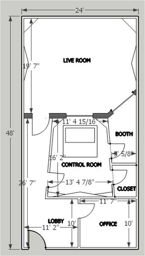 home studio design layout 25 best ideas about home music rooms on pinterest music
