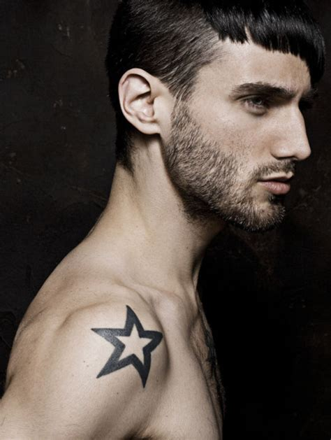 tattoo designs for men star designs for