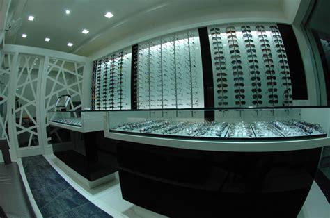 optic store  studio  designs vadodara india retail