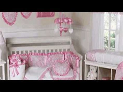 lace crib bedding pink princess satin and lace girls baby crib bedding set by youtube