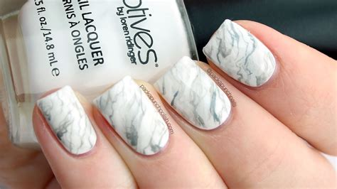 tutorial nail art marble trend marble nails toronto image consulting personal