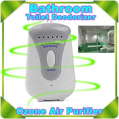 Bathroom Deodorizer by Electric Bathroom Toilet Deodorizer Air Purifier Ozone