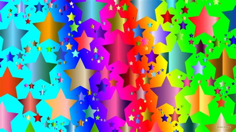 colorful wallpaper with stars star wallpapers barbaras hd wallpapers