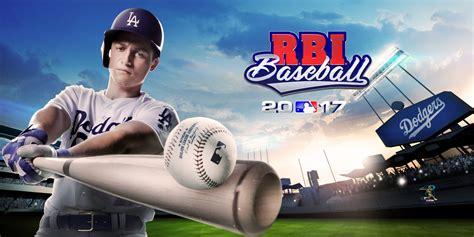 Switch R B I Baseball 2017 r b i baseball 17 nintendo switch software