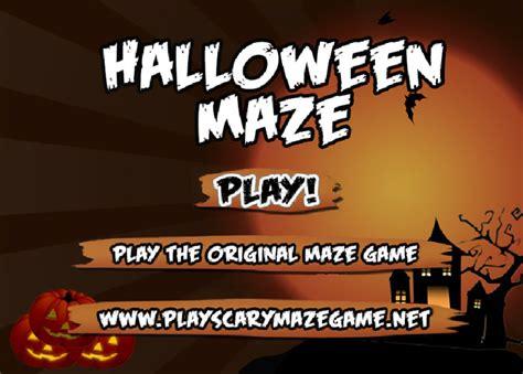 maze scary maze