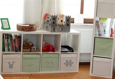 aufgeräumtes zimmer design kinderzimmer aufbewahrung