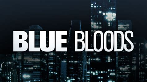 blue bloods blue bloods tv logo new style for 2016 2017