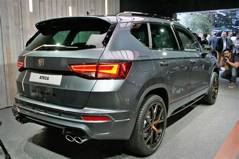 seat ateca cupra ateca suv news photos prices specs on sale date