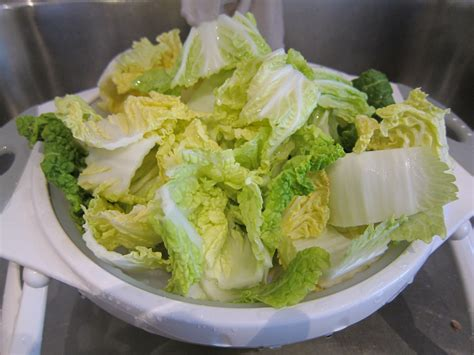 how to cook napa cabbage