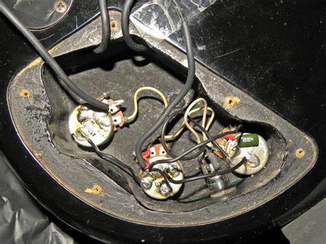 ibanez gsr205 wiring mod 1 talkbass