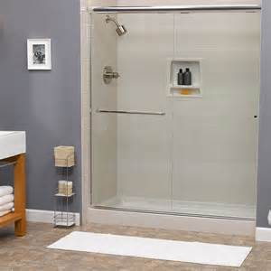 momdad bathroom ideas on walk in shower