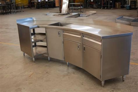 Kitchen Island Stainless Steel Amazing Stainless Steel Kitchen Island Designs The Clayton Design