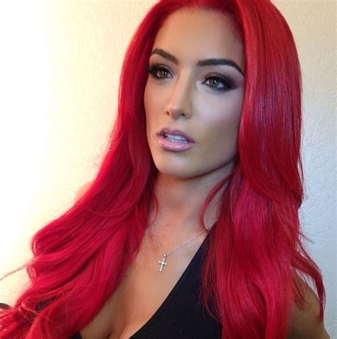 eva marie hair color red hair love wwe diva eva marie s hair and make up
