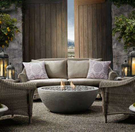 Restoration Hardware Firepit 301 Moved Permanently