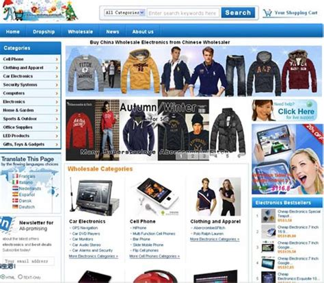 shopping on reliable best china wholesale