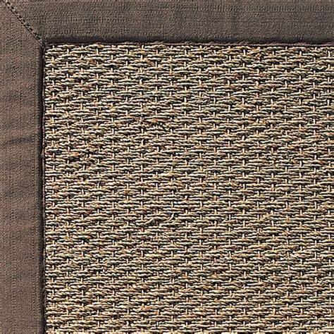 tapis en jonc de mer 30 tapis jonc horizon jonc de mer tabac 80x210 d 233 coration