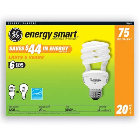 ge energy smart light bulbs energy efficient lightbulbs