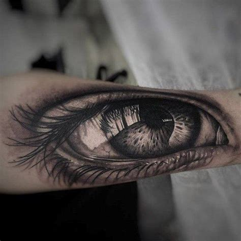 reflection tattoos 114 eye tattoos that will your mind
