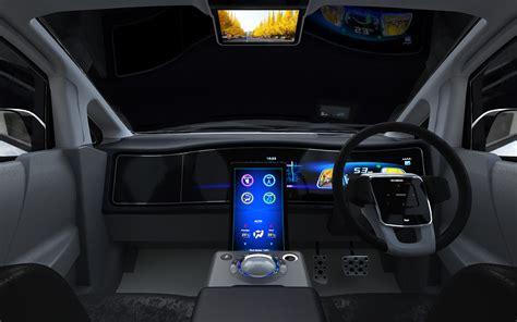 Cockpit Auto by Car Cockpit Panasonic Design Panasonic
