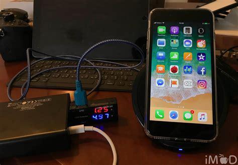 iphone 8 wireless charging iphone 8 รองร บการชาร จเร วผ านไร สาย fast charge wireless charging thaitechnewsblog
