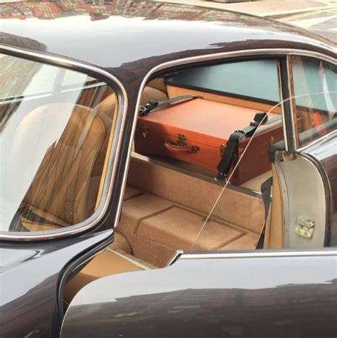 vintage aston martin interior fashion vintage cars aston martin db5 with custom trunk