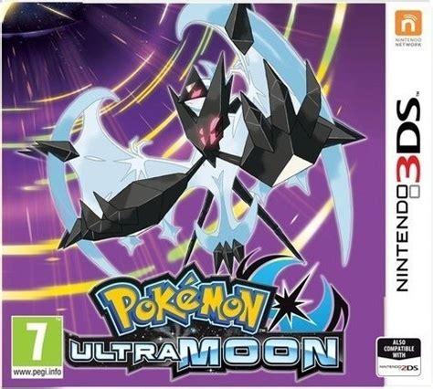 Kaset 3ds Ultra Moon Ultra Moon New Nintendo 3ds Xl Nintendo 3ds Xl Specificaties Tweakers