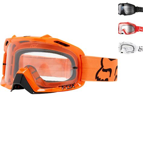 fox motocross goggles fox racing air defence motocross goggles arrivals