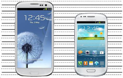 Samsung Ace 3 Vs S3 Mini document moved