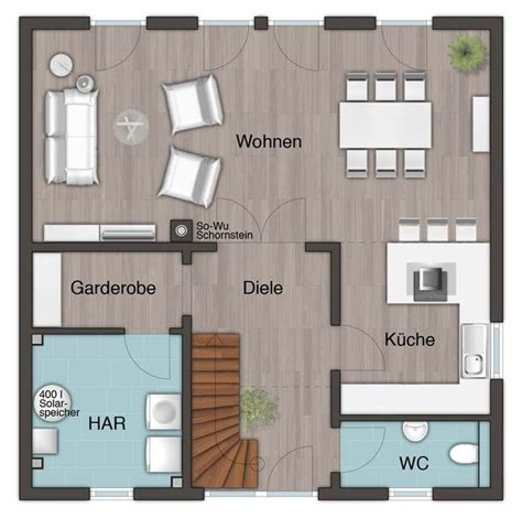 modernes haus am hang 5121 5121 best images about ev planı on house plans