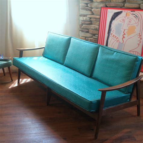 vintage danish modern sofa lovely 1950 s mid by
