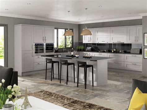 solent kitchen design image gloss oyster