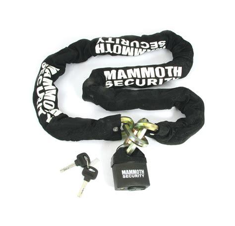 motocross bike security bikeit mammoth motorcycle bike 12mm hexagon security lock