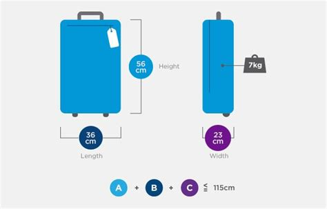 hand baggage below are the cabin and checked baggage plan baggage cabin baggage malaysia airlines