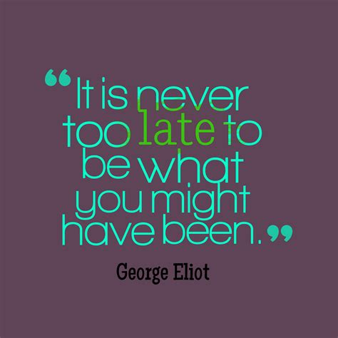 High Resolution Motivational Inspiring Quotes - picture george eliot quote about inspirational