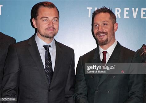 News Leo Tom And Jlo by Quot The Revenant Quot Uk Premiere Vip Arrivals Photos And